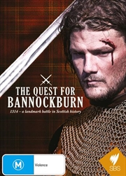 Quest For Bannockburn, The | DVD
