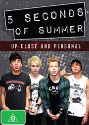 5 Seconds Of Summer - Up Close And Personal