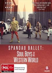 Spandau Ballet - Soul Boys of the Western World   DVD