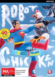 Robot Chicken - DC Comics Special II | DVD