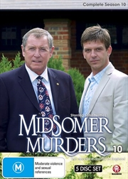 Midsomer Murders - Season 10 | Single Case Version | DVD