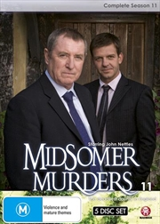 Midsomer Murders - Season 11 | Single Case Version | DVD