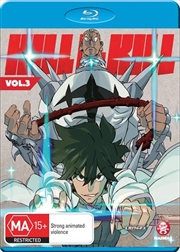 Kill La Kill - Vol 3 - Eps 10-14 | Blu-ray