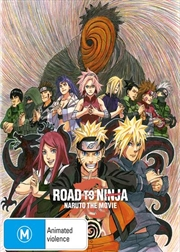 Naruto Shippuden The Movie - Road To Ninja | DVD