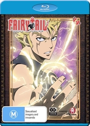 Fairy Tail - Collection 14 - Eps 154-164 | Blu-ray