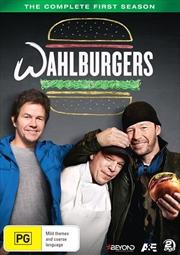 Wahlburgers - Season 1 | DVD