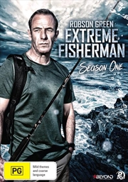 Robson Green - Extreme Fisherman - Season 1 | DVD