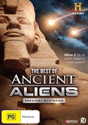 Best Of Ancient Aliens - Greatest Mysteries, The | DVD