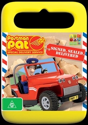 Postman Pat - Special Delivery Service - Signed, Sealed, Delivered