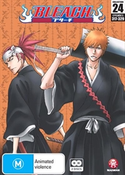 Bleach - Season 24 - Eps 317-329