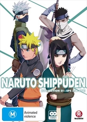Naruto Shippuden - Collection 21 - Eps 258-270