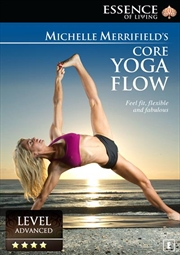 Michelle Merrifield Core Yoga Flow | DVD