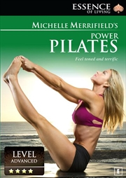 Michelle Merrifield Power Pilates Advanced | DVD
