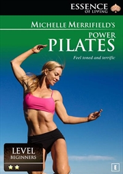 Michelle Merrifield - Power Pilates - Beginners | DVD