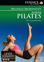 Michelle Merrifield - Power Pilates - Intermediate