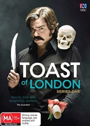 Toast Of London - Series 1