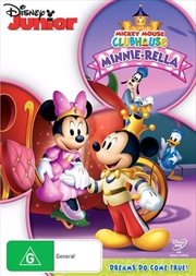 Mickey Mouse Clubhouse: Minnie-Rella | DVD