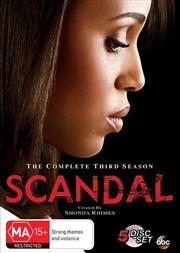 Scandal - Season 3 | DVD