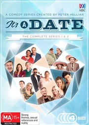 It's A Date - Series 1-2 | Boxset