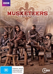 Musketeers - Series 2, The | DVD