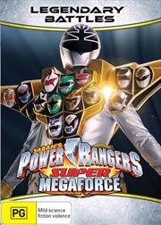 Power Rangers - Super Megaforce - Vol 3