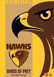 AFL - Birds Of Prey - Hawthorn History - Gold Edition