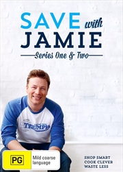 Save With Jamie - Series 1-2 Boxset