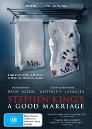A Good Marriage | DVD