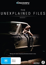 Unexplained Files - Season 1, The