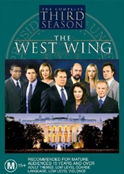 West Wing, The - Season 03 | DVD