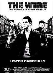 Wire, The - Season 01