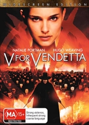 V For Vendetta | DVD