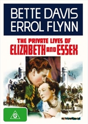 Private Lives Of Elizabeth And Essex, The