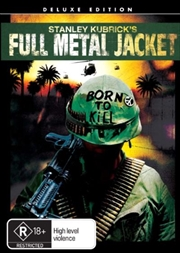 Full Metal Jacket  - Deluxe Edition | DVD