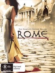 Rome- The Complete Second Season