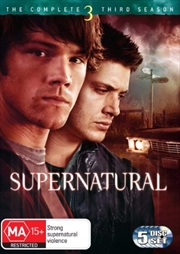 Supernatural - Season 3 | DVD