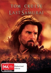 Last Samurai, The | DVD