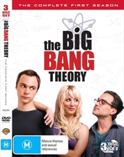 Big Bang Theory - Season 1, The | DVD
