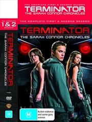 Terminator - The Sarah Connor Chronicles - Season 1-2