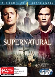 Supernatural - Season 4 | DVD