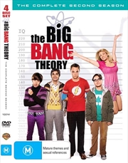 Big Bang Theory - Season 2, The | DVD