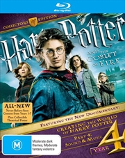 Harry Potter And The Goblet Of Fire - Collector's Edition