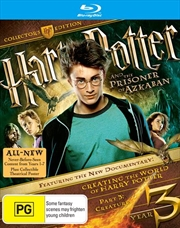 Harry Potter And The Prisoner Of Azkaban - Collector's Edition
