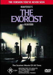 Exorcist, The  - The Version You've Never Seen   DVD