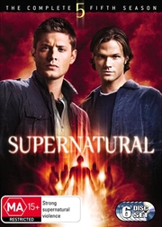 Supernatural - Season 5 | DVD
