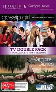 Gossip Girl Season 1 / Vampire Diaries - Season 1 | DVD