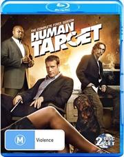 Human Target - Season 1 | Blu-ray