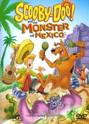 Scooby Doo & The Monster Of Mexico | DVD