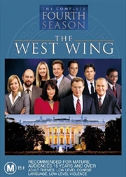 West Wing, The - Season 04 | DVD