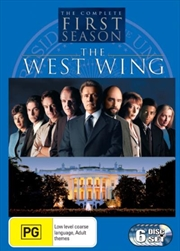 West Wing, The - Season 01